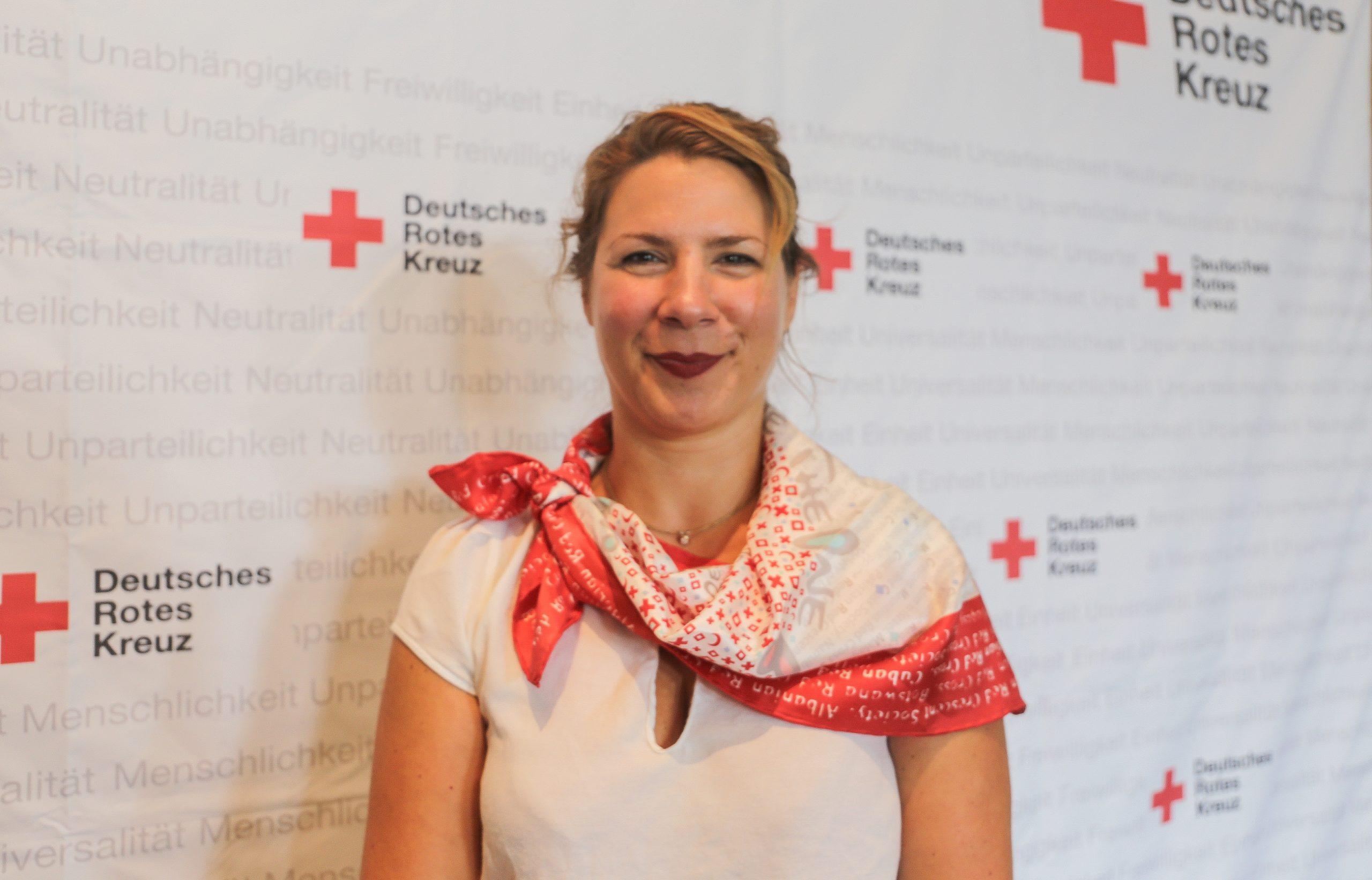 Iris Mitsostergios Landeskonventionsbeauftragte