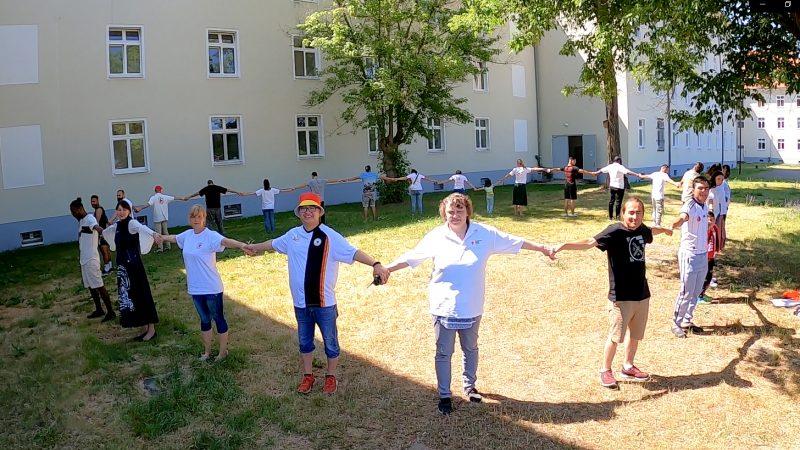 DRK Flüchtlingshilfe Brandenburg - Seit über fünf Jahren jeden Tag im Einsatz