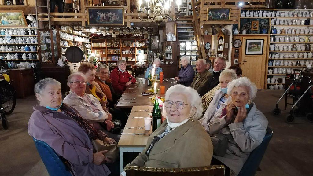 Besuch Kaffeekannenmuseum Tagespflege Perleberg