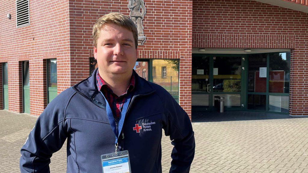 Johannes Neumann Impfzentrum Prignitz